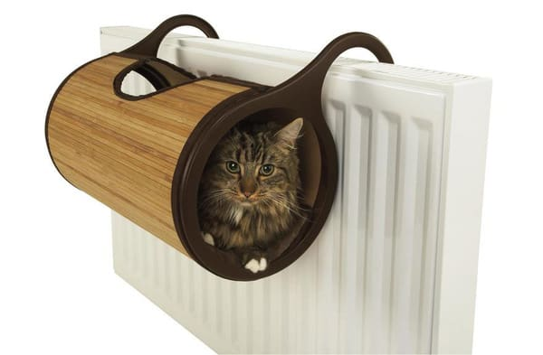 Fireplace For Cats